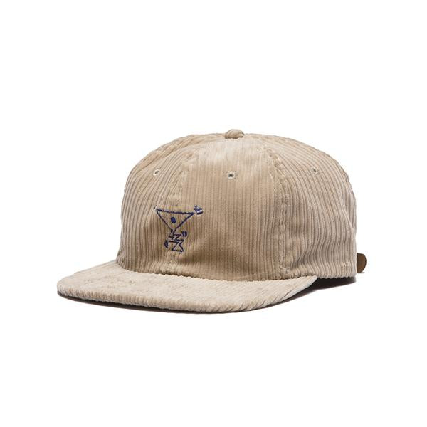 Alltimers Action Cord Hat - Tan