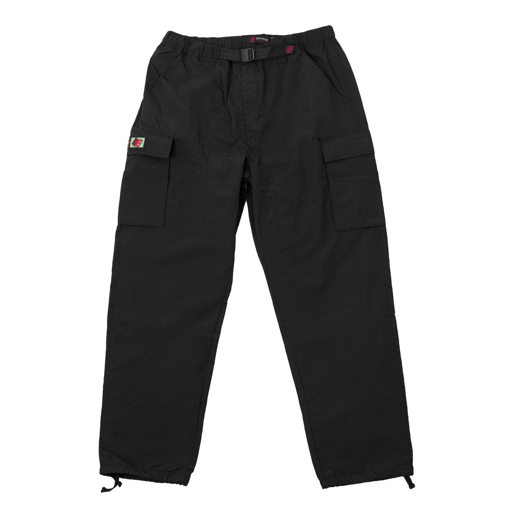 Bronze 56K Hard Ware Cargo Pants - Black