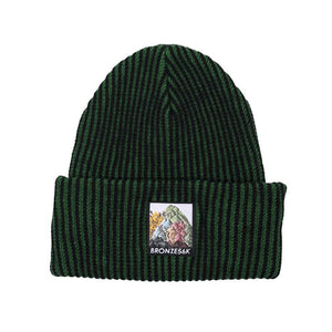 Bronze 56K Mountain Beanie - Green
