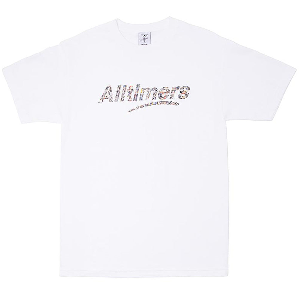 Alltimers Crowd Tee White