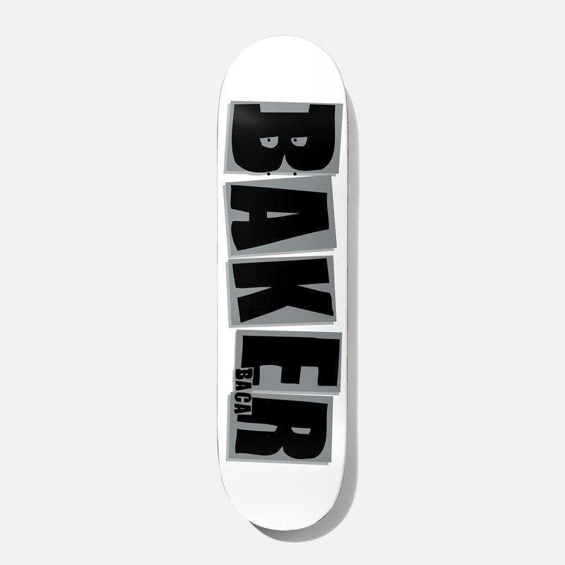 Baker SB Name Brand Deck - 8.0