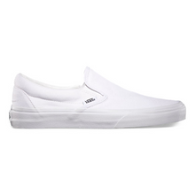 Load image into Gallery viewer, Vans Classic Slip-On - True White