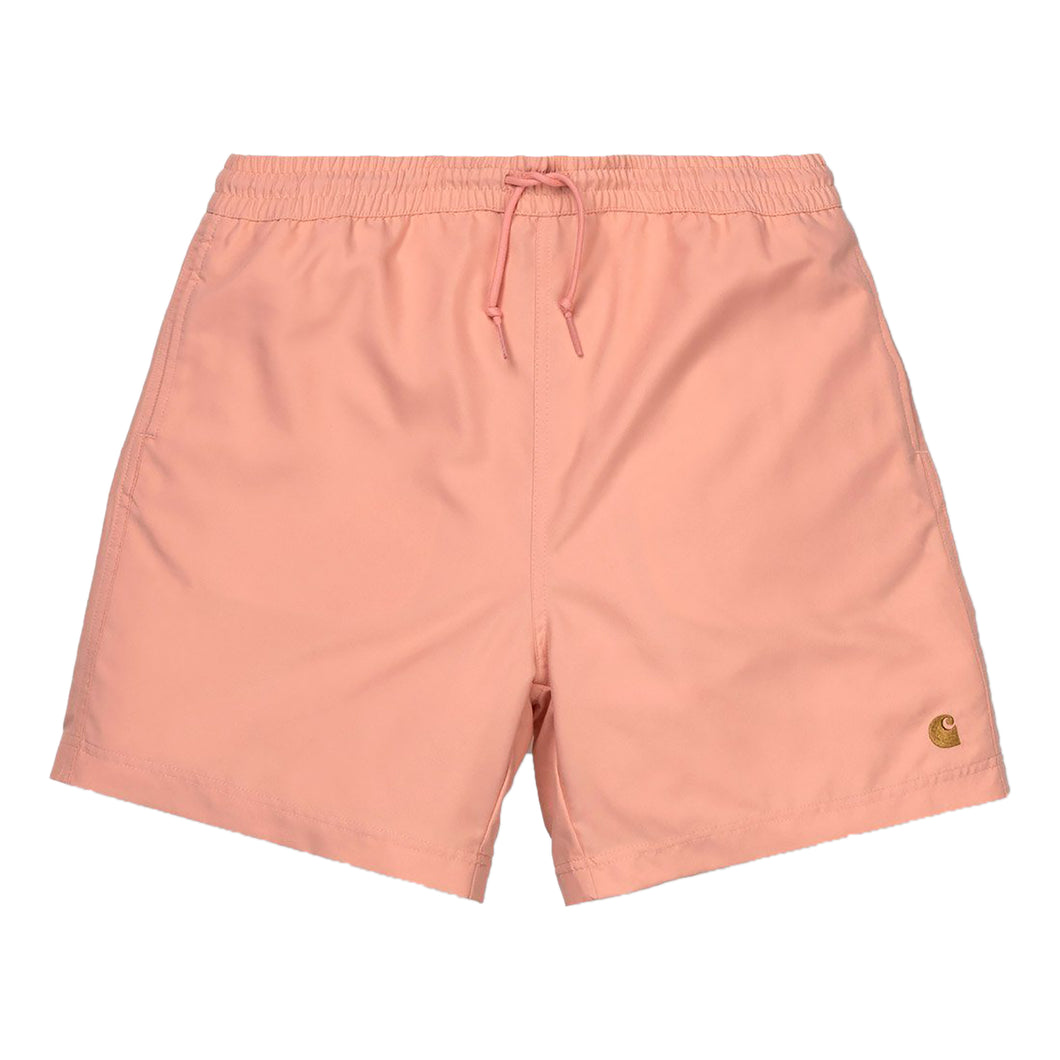 Carhartt WIP Chase Swim Trunks Peach