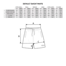 Load image into Gallery viewer, Polar Default Sweat Shorts - Sports Grey