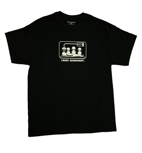 Alien Workshop Abduction Tee - Black
