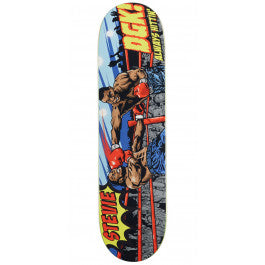 DGK Williams Knockout Deck - 8.10