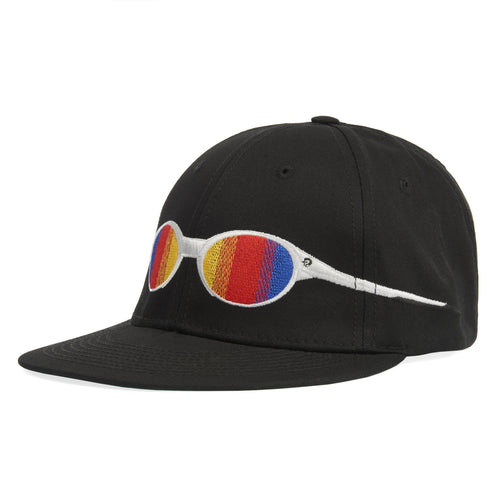 Classic Grip Soccer Practice Dad Hat - Black