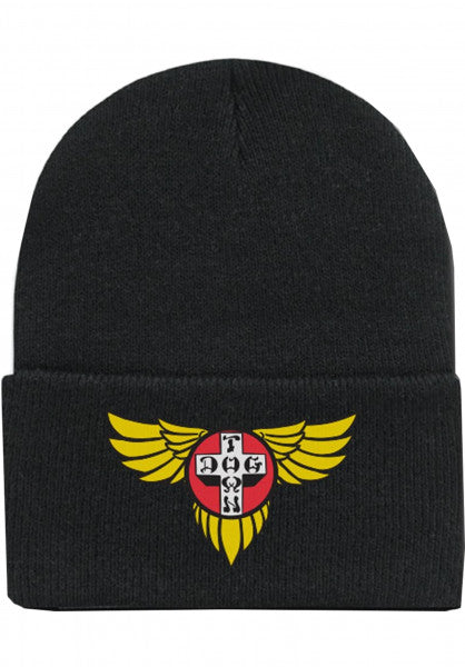 Dogtown Wings Logo Beanie