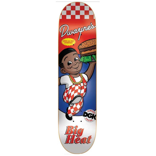 DGK Fagundes Hungry Deck - 8.5