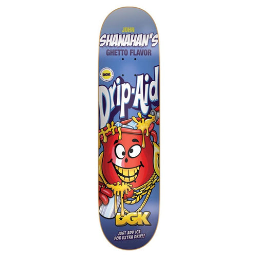 DGK Shanahan Ghetto Goods Deck - 8.0