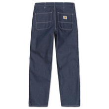 Load image into Gallery viewer, Carhartt WIP Simple Pant - Cotton Blue Rigid