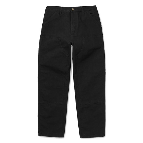 Carhartt WIP Double-Knee Pant - Black