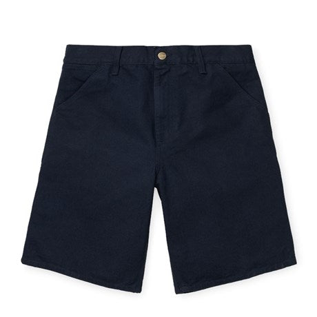Carhartt WIP Single Knee Short - Dark Navy