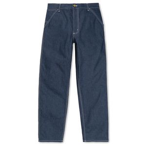 Carhartt WIP Simple Pant - Cotton Blue Rigid