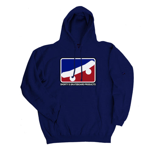 Shorty's Skate Icon Hoodie - Navy