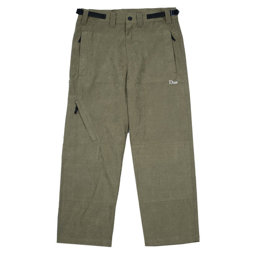 Dime Hiking Pants - Military Green
