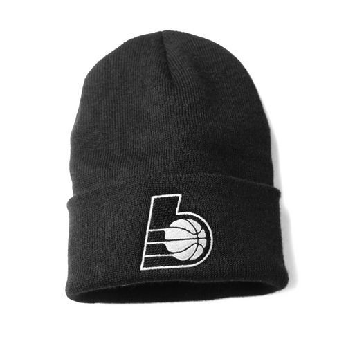 The Bunt Beanie - Black