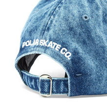 Load image into Gallery viewer, Polar Denim Hat - Blue Acid