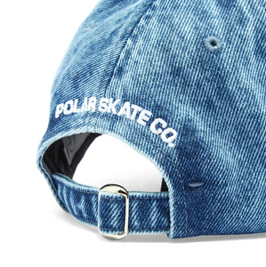 Polar Denim Hat - Blue Acid