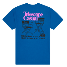 Load image into Gallery viewer, Boys Of Summer Telescope Casual Tee - Royal Blue