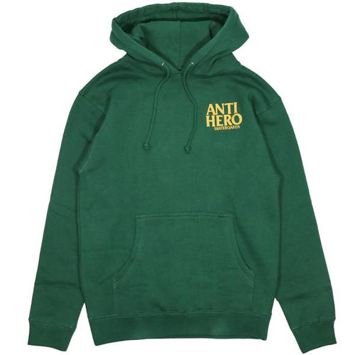 Anti Hero Lil Blackhero Hood Green