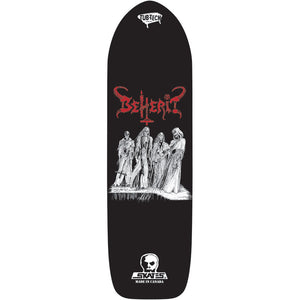 Skull Skates Beherit Deck - 9.5