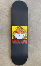 Load image into Gallery viewer, Hook Ups Red Eyes Matte Black Deck - 8