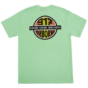 Call Me 917 Airborne Division Tee - Mint
