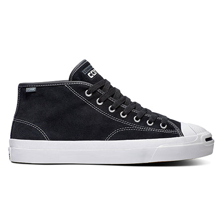 Converse Jack Purcell Pro Mid - Black/white/Black