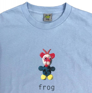 Frog Mr. Greg Longsleeve - Baby Blue