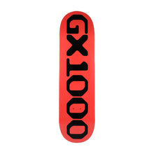 Load image into Gallery viewer, GX1000 OG Logo Deck Red - 8.625