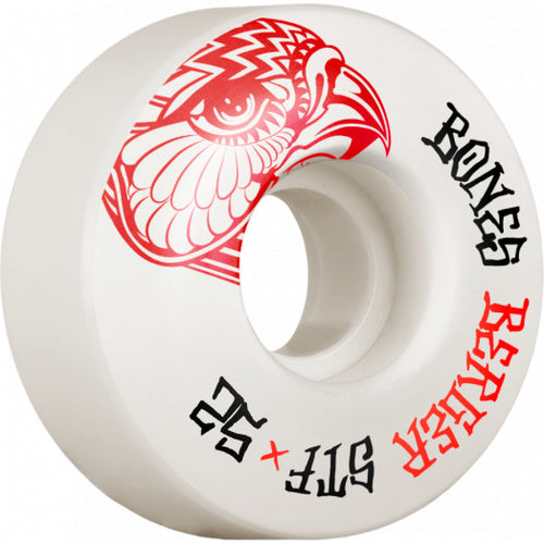 Bones Berger Falcon STF Wheels - 52mm V3 Slims