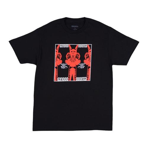 GX1000 Without Fear Tee - Black