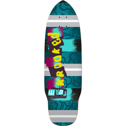 Krooked Rat Stick Redux Deck - 8.75