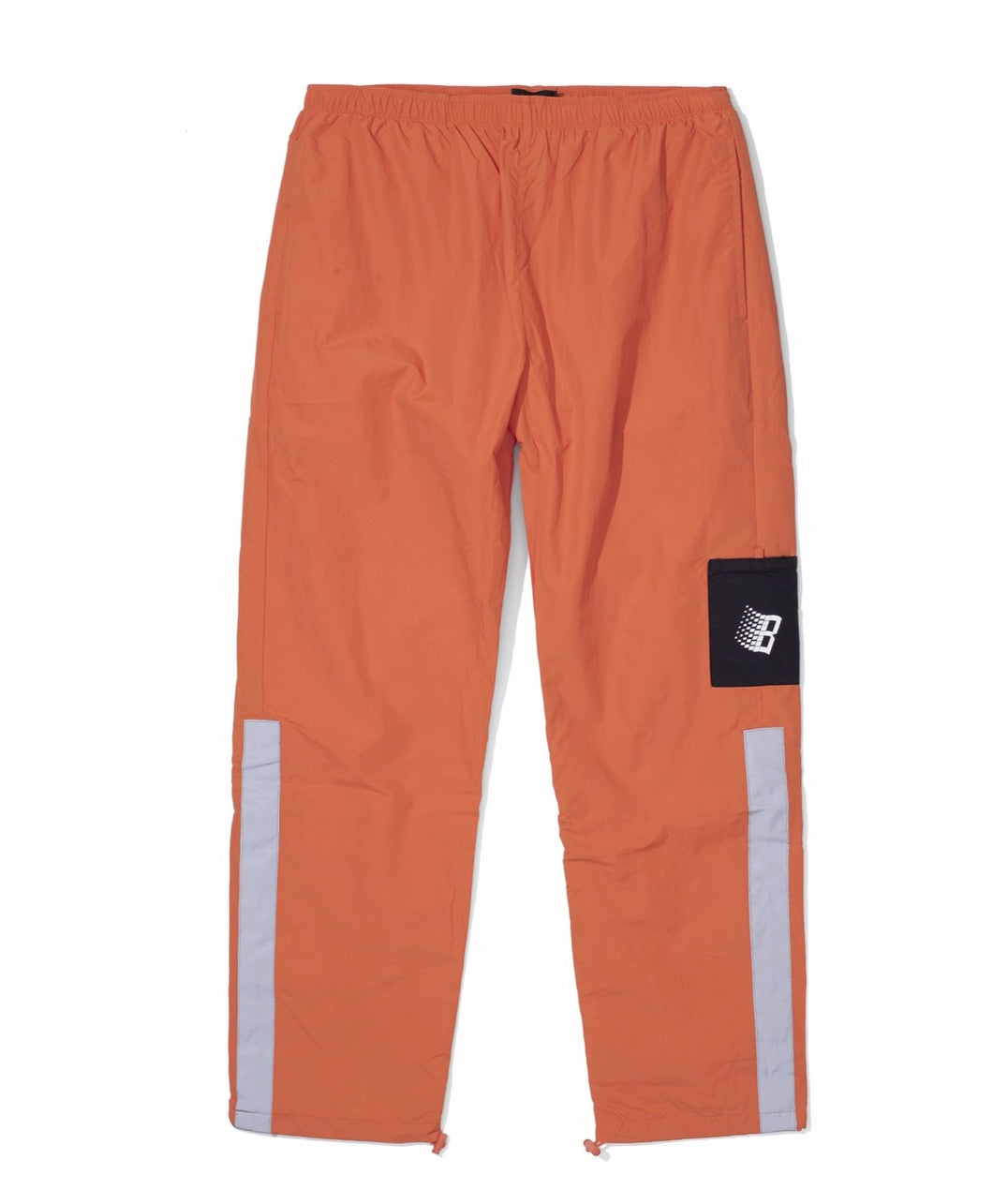 Bronze Track Pants - Orange