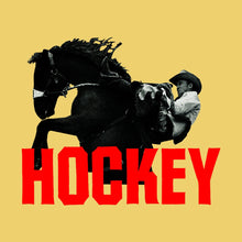 Load image into Gallery viewer, Hockey Rodeo Tee - Yellow