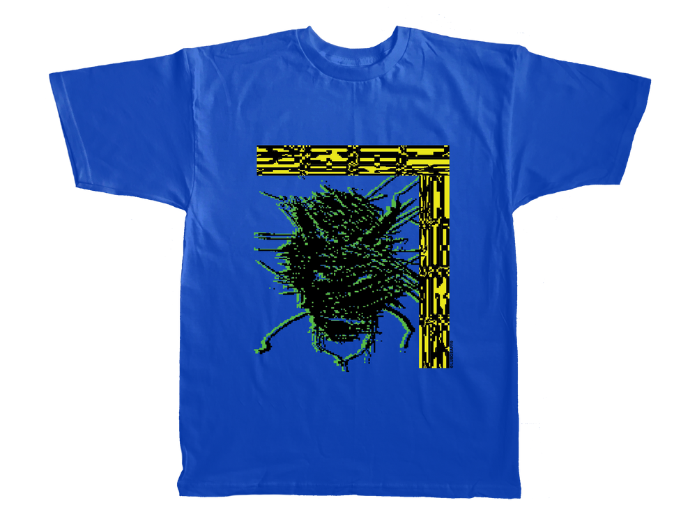 Clubgear Virus Tee - Royal Blue
