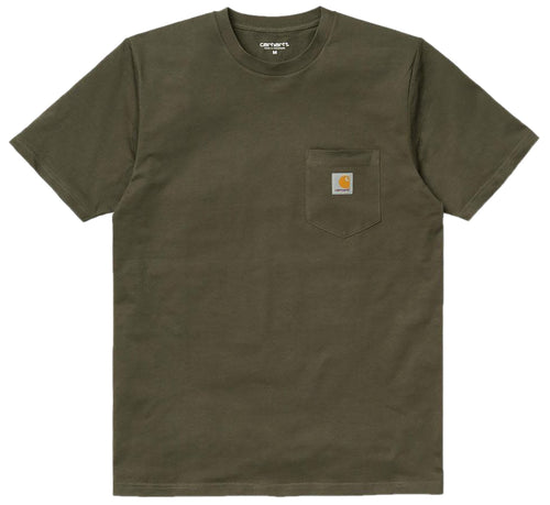 Carhartt WIP Pocket Tee - Cypress