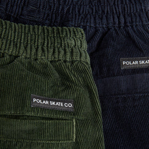 Polar Cord Surf Pant - Blueish Black