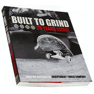 Independent Built To Grind Book