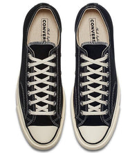 Load image into Gallery viewer, Converse Chuck 70 OX Low - Black/Black/Egret