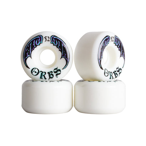 Welcome Orbs Specters Wheels - 99A 52mm White