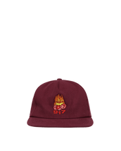 Load image into Gallery viewer, Call Me 917 Hot Dice Hat Maroon