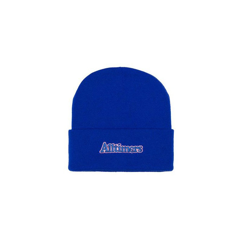 Alltimers Broadway Beanie - Royal Blue