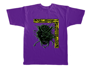 Clubgear Virus Tee - Purple