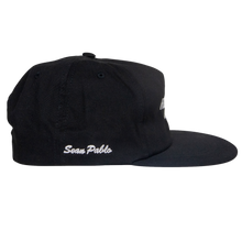 Load image into Gallery viewer, Boys Of Summer Sean Pablo Rosemary's Baby Hat - Black
