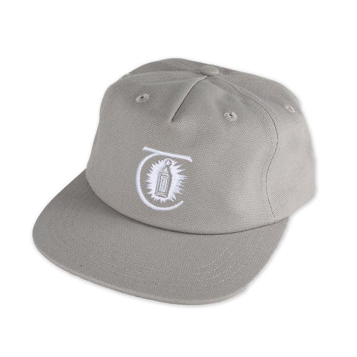 Theories Lantern Strapback - Wolf Grey