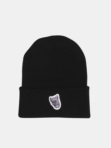 Hockey Illusions Beanie Black