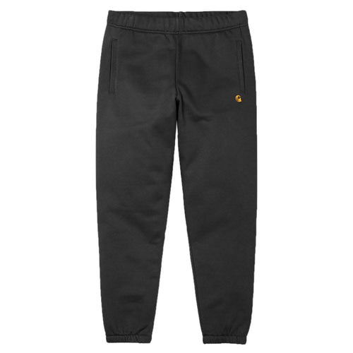 Carhartt WIP Chase Sweat Pant - Black