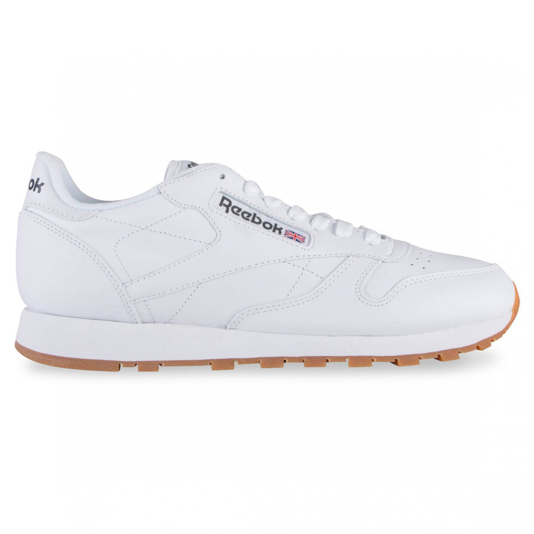 Reebok CL Leather - White
